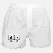 Curling Boxer Shorts