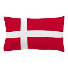 Flag of Denmark Pillow Case