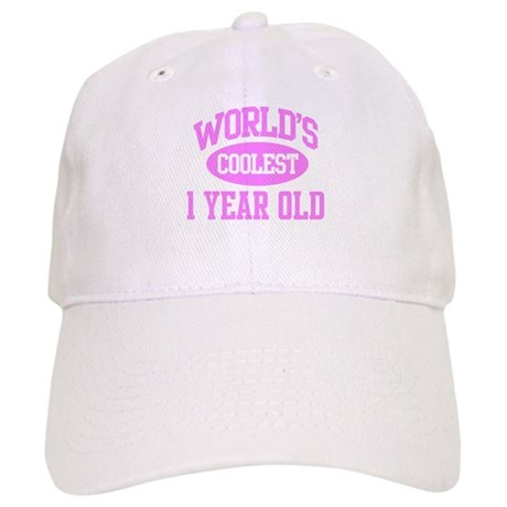 Coolest 1 Year Old Cap