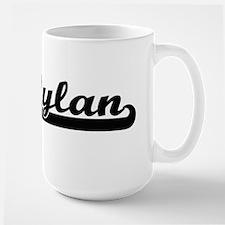 Rylan Classic Retro Name Design Mugs
