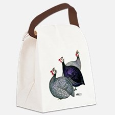 Guineas Three Canvas Lunch Bag