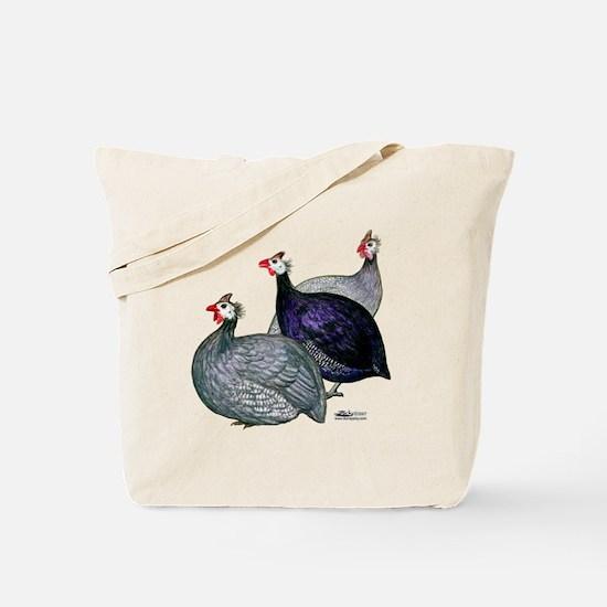 Guineas Three Tote Bag