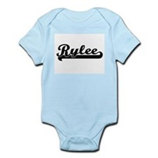 Rylee Classic Retro Name Design Body Suit