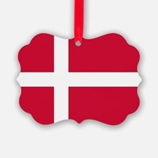 Flag of Denmark Ornament