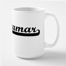 Shamar Classic Retro Name Design Mugs