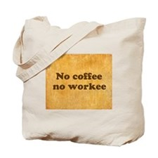 Coffee Needed Tote Bag
