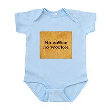 Coffee Needed Body Suit