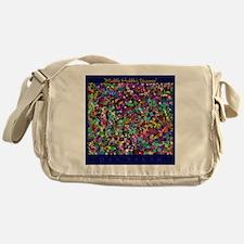 Mubble Hubbles Universe Messenger Bag