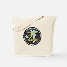 Cool Tennis Star Tote Bag