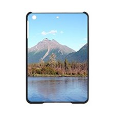 Alaskan mountains,forest and river, iPad Mini Case