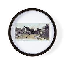 Rosa Park Wall Clock