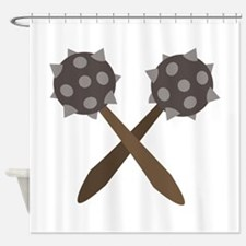 Mace Shower Curtain