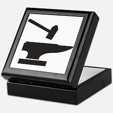 Hammer & Anvil Keepsake Box