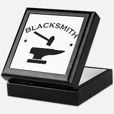 Blacksmith Keepsake Box