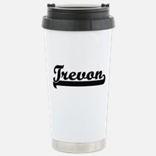 Trevon Classic Retro Na Travel Mug