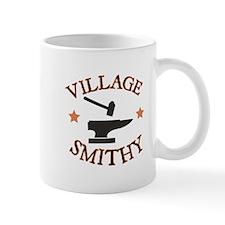 Village Smithy Mugs