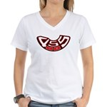 455 HO Women's V-Neck T-Shirt
