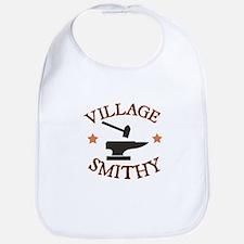 Village Smithy Bib