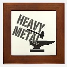 Heavy Metal Framed Tile