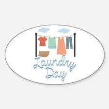 Laundry Day Decal
