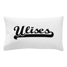 Ulises Classic Retro Name Design Pillow Case