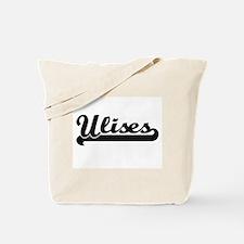 Ulises Classic Retro Name Design Tote Bag