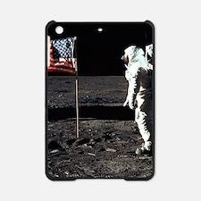 American Astronaut On The Moon iPad Mini Case
