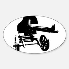 Heavy Maxim Machine Gun Decal