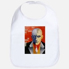 Mayakovsky soviet futurist avangard poet Bib