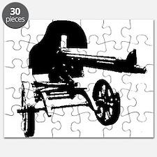 Heavy Maxim Machine Gun Puzzle