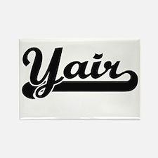 Yair Classic Retro Name Design Magnets