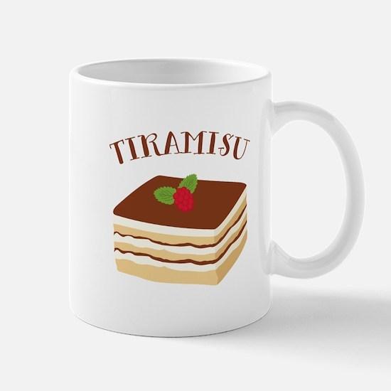 Tiramisu Mugs