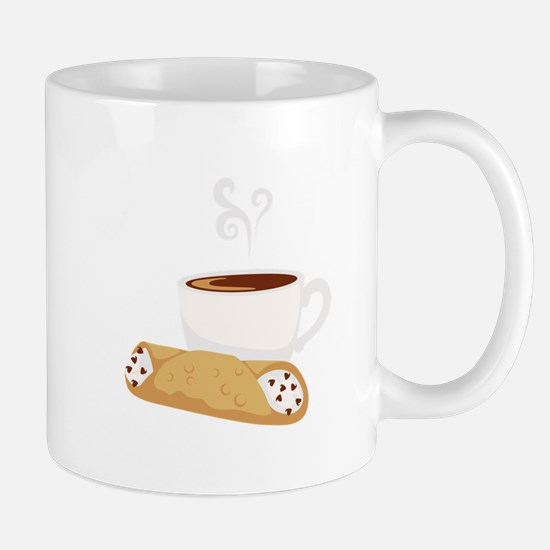 Cannoli & Coffee Mugs
