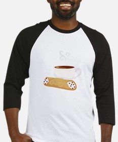 Cannoli & Coffee Baseball Jersey