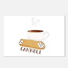 Cannoli Postcards (Package of 8)