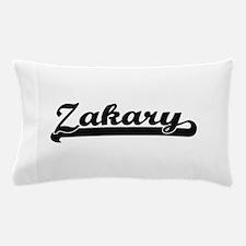 Zakary Classic Retro Name Design Pillow Case