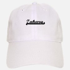 Zakary Classic Retro Name Design Baseball Baseball Cap