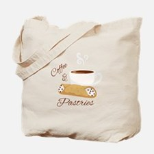 Coffee & Pastries Tote Bag