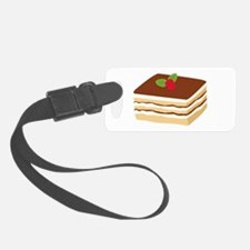 Tiramisu Luggage Tag