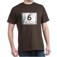 State Route 6, Tennessee T-Shirt