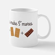 Let's Make Smores Mugs
