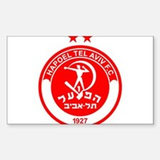 Hapoel Tel Aviv Football Soccer Israeli Cl Decal