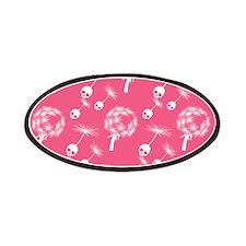 Pink Skull Dandelion Seeds Patch
