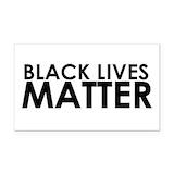 "Black lives matter 3"" x 5"""