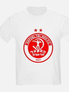Hapoel Tel Aviv Football Soccer Israeli Cl T-Shirt