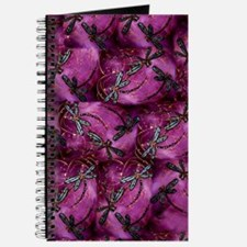 Dragonfly Plum Flit Journal