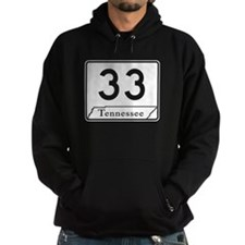 State Route 33, Tennessee Hoodie