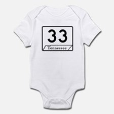 State Route 33, Tennessee Infant Bodysuit