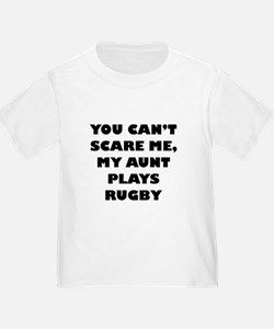 My Aunt Plays Rugby T-Shirt