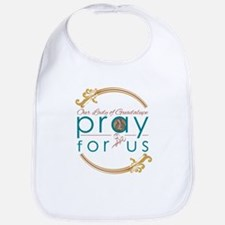 Our Lady of Guadalupe: Pray for Us Bib